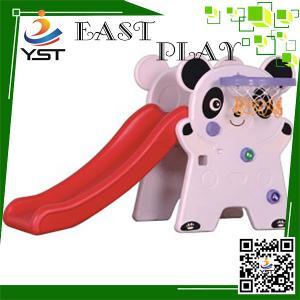Buy cheap Indoor Custom Playground Slides , Baby Playground Slide 115 * 49 * 69 Cm Size product