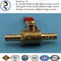 Buy cheap Connection of oil casing pressure relief valve globe valve1/16-24 butterfly auto butterfly valve product