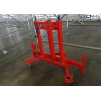 Buy cheap Mobile Trolley Scaffolding Formwork For Slab , Beam Slab System SA-TRS product