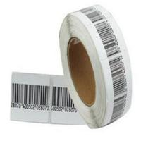Buy cheap Digital Eas Rf Sensor Sticker Excentric Round Anti Theft Security Tags For Glasses Global Standard product