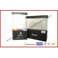 Buy cheap Customized Plastic Clamshell Packaging ,Uv Elegant Printed Packaging from wholesalers