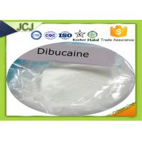 Buy cheap CAS 85-79-0 Local Anesthetic Drugs Dibucaine / Dibucaine hydrochloride Pain Relieve product