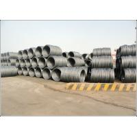 Buy cheap Cold Heading SWRCH6A Low Carbon Mild Steel Wire Rod With Galvanized Process product