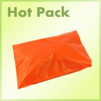 Buy cheap HDPE color printing poly mailer bag with adhesive flap product