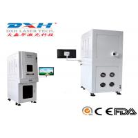 Buy cheap Ceramics Material Applied Uv Etching Machine , Laser Stamping Machine 220V/60HZ product