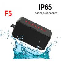 Buy cheap IP67 Waterproof Mini Portable Bluetooth Speakers Built In 2600mAh Power Bank With Enhanced Bass product