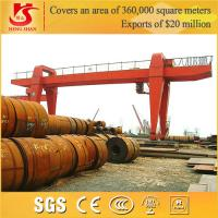 Buy cheap overhead gantry crane Rail-mounted Double Girder Excellent gantry crane product