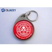 Buy cheap Classic Contactless Rfid Key Ring Ev1 4k product