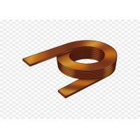 Buy cheap Stamping Copper Coil Bobin In Circle Or Square Shape Tolerance ± 0.05mm product