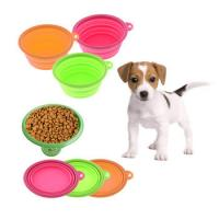 Buy cheap Collapsible Silicone Bowl / Microwave Food Container for Pet product