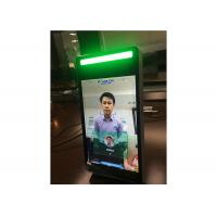 Buy cheap Full Viewing Angle Face Recognition Device Terminal 8 Inches 800*1280 For Turnstile product