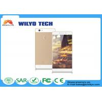 Buy cheap Thin 4g Lte Smartphones Metal Body Lte Compatible Phones 7.2mm Thick product
