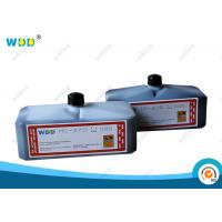 Buy cheap Coding Machine Continuous Inkjet Solvent for Domino Small Character product