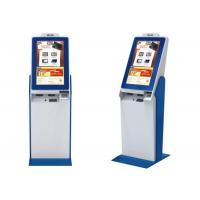 Buy cheap Gaming Multifunction Innovative Free Standing Kiosk with Card Dispenser product