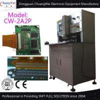Buy cheap New Special HSC Hot Bar Soldering Machine with Smart Thermode , Fpc Hot bar Bonder , FFC Hotbar Welding product