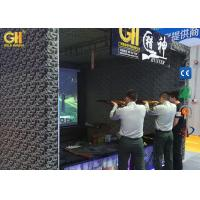 China 4 Players Virtual Shooting Simulator / Game Center Indoor Hunting Machine on sale