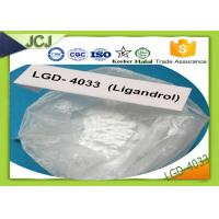 Buy cheap Muscle Building Sarms Powder LGD 4033 Ligandrol CAS 1165910-22-4 For Fat Burning product