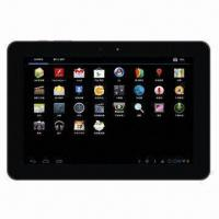 Buy cheap 10.1-inch Google's Android 4.04 Tablet PC with RK3066 Dual Core Processor 1.6GHz IPS HD TFT product