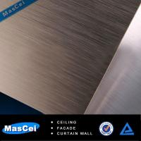 Buy cheap Aluminum Ceiling Panel and Aluminum Panels Painted Wood product
