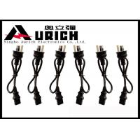 Buy cheap Australian Power Cord To IEC C13 Connector For Monitor / Scanner / Printer product