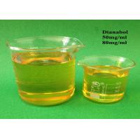 Quality Injectable Raw Test Powder Dianabol / Dbol Methandrostenolone For Bodybuilder for sale