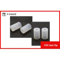 Buy cheap Clear 510 Ego Electronic Cigarette Drip Tip For CE4 Atomizer from wholesalers