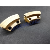 Metallic Gold Tire Hlp Tobacco Packer Spare Parts