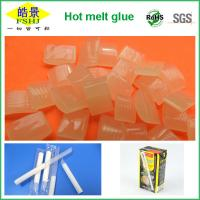 Buy cheap Packaging Hot Melt Adhesive Glue For Beverage Industry And Straw Packing product