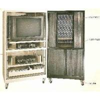 Buy cheap Movable Metal Television Cabinet product