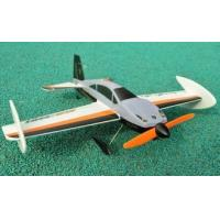 Buy cheap EPO 2.4G 4ch  sports car design 3d Complete Kit RC Airplanes with Steering Tail Wheel product