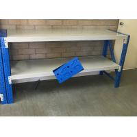 Buy cheap Low Carbon Rolled Steel Heavy Duty Storage Shelves For Garage 500-2000KG Capacity product