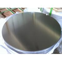 Buy cheap 0.5 mm to 5 mm Mill Finished non stick  Aluminium Disc of 1050  1100  3003 O - H112 Temper product