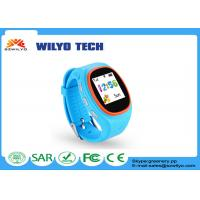 Buy cheap Blue Cell Phone Wrist Watch Multicolor AGPS mobile android watch S866w product