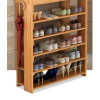 Quality 15mm Simple Style Particle Board Shoe Rack Storage With Different Colors for sale