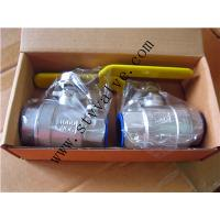 China Taiwan High Quality Industrial 2PC 3 Inch CF8M Ball Valve wholesale