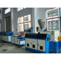Buy cheap Small capacity PVC profile extrusion line( for ceiling) product