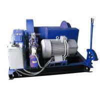 Buy cheap Q345B S355 8 Ton Electric Winch Machine For Construction Site Or Workshop product