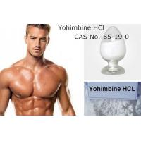 China Prohormone Supplements Muscle growth hormone / Yohimbine HCL for Burnning Fat CAS 65-19-0 wholesale