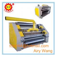 Buy cheap single facer corrugated machine product