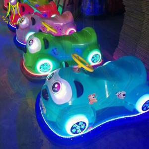 Buy cheap Hansel amusement park children battery operated bumper car for sale product