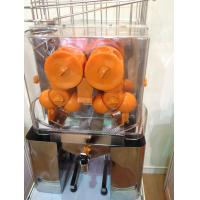 Buy cheap 5kg Automatic Orange Juicer Machine / Electric Citrus Juicers For Bar 350 × 420 from wholesalers