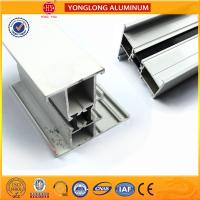 Buy cheap Independent Seal Structure Aluminum Door Profile Insulation Performance And Sound Insulation Effect product