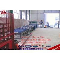 Buy cheap Lightweight Eps Cement Wall Panel Making Machine Full Automatic Demouling Type product