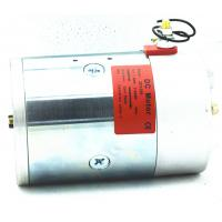 Buy cheap 2600 Rpm 60 Volt Dc Motor 2kw OD 114mm S3 Work Duty For Forklift Pump product