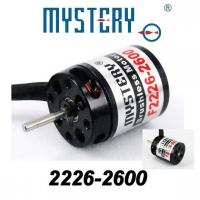 Buy cheap Mystery 2600kv Outrunner Brushless Motor for RC Helicopter (2226-2600) product
