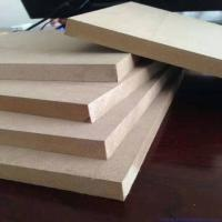 Buy cheap Moistrure Proof E1 E2 Glue Laminated MDF Board Friendly Environmental Material product