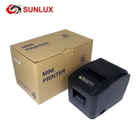 Buy cheap 80mm Usb Lan Thermal Label Printer For Retail Store product
