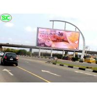 Buy cheap Video Outdoor SMD LED Billboard p6 Advertising Usage with Power Saving product