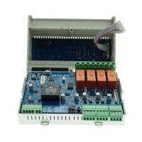 Buy cheap Lightweight 1 10 Volt Led Dimmer Controller DIN Rail For Lighting Control System product