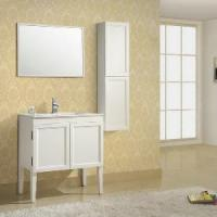 Buy cheap Wood Bathroom Cabinet Furniture (X-037) product